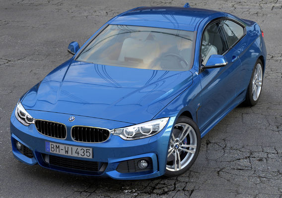 F32 4-series Coupe 2014 M-Sport
