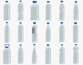 Plastic glass water bottles 18 Models PBR PBR