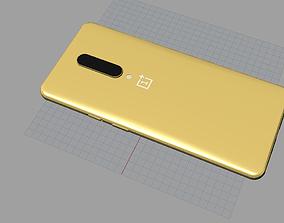 oneplus 7 pro gold 3D print model 3D model 3D model