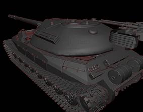3D print model Object 705 Tanks