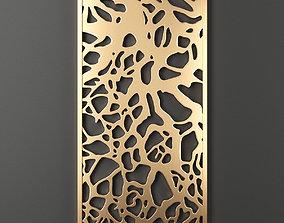 Decorative panel 86 3D