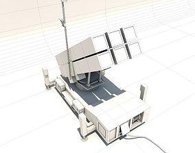 3D NASAMS Launcher
