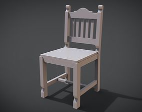 Classic Chair 3D print model