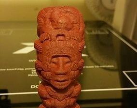 Mayan Figure 1 3D print model