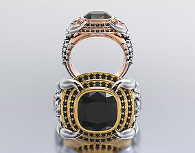 3D print model Ring Scorpion