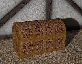 3D Medieval Fancy Chest
