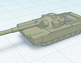 3D printable model British Centurion Battletank 6mm Scale