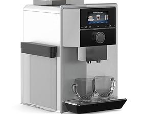 Coffee Machine 3D Model appliance
