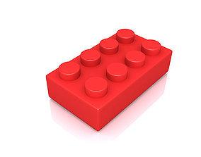 3D model Building Block