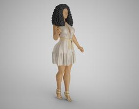 Captive Beauty 2 3D printable model