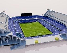 Orlando Citrus Bowl - Camping World Stadium 3D asset