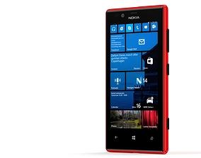 Microsoft Lumia 720 - Element 3D phone