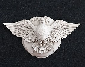 Dove of peace 2 3D print model