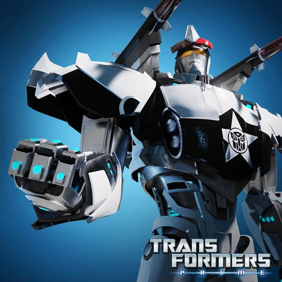 Prowl / Transformers Prime