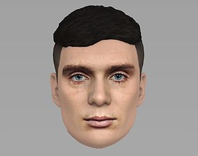 Tommy Shelby Cillian Murphy from Peaky Blinders 3D model