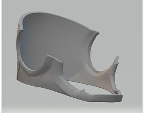 3D printable model Spider-Man Miles Morales helmet