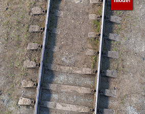250 Railway 3D asset