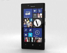 Nokia Lumia 720 Black 3D