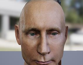 Vladimir Putin 3D model