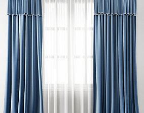 Curtain 155 3D model