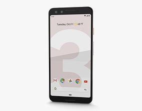 3D Google Pixel 3 Not Pink