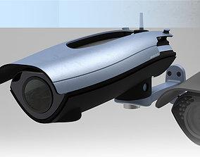 CCTV CONCEPT 3D