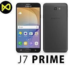 Samsung Galaxy J7 Prime 3D model