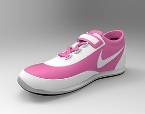 nike shoes 3D asset