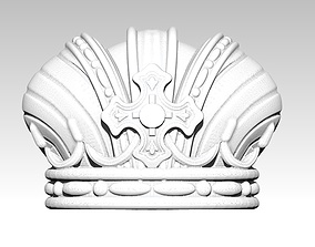 3D print model Crown other