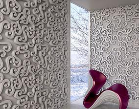 3D model wall panel 065 AM147