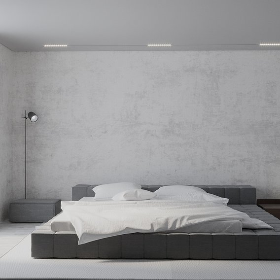Daylight Bedroom