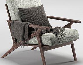 3D Otio Lounge Chair 2
