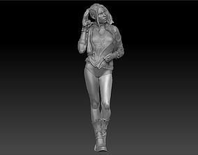 Harley Quinn 3D