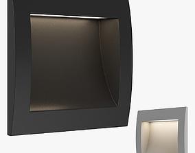 3836xx Estra Lightstar LED street lamp 3D