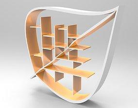 Leaf Shape Shelves 3D print model