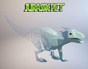 Indominus Rex 3D model | CGTrader