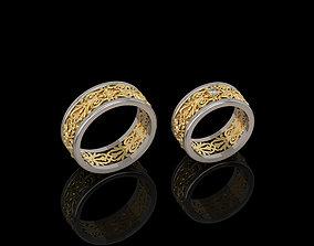 Engagement Ring 001 3D printable model