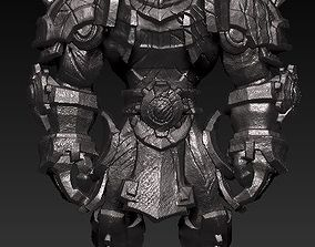3D printable model Stone Giant or Golem