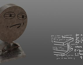 challenge accepted 3D printable model