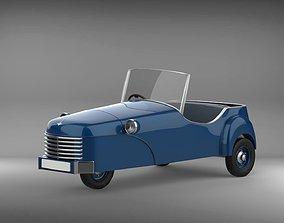 3D Bond Minicar Mark A