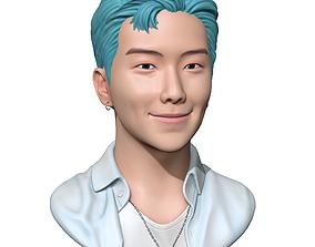 BTS RM 3D print model
