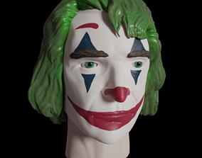print Joaquin Phoenix Joker Head 3D Printing