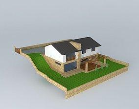 3D model House of brko