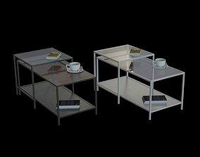 3D model IKEA vittsjo nesting table