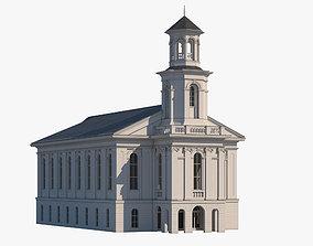 christ Church 3D