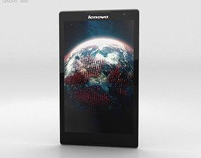 Lenovo Tab S8 Ebony 3D