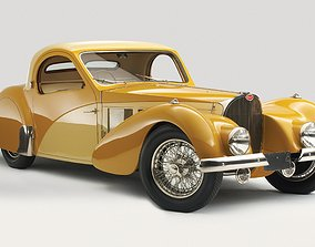 Bugatti-Type-57s-Avalante-Lithophane-Case 3D print model