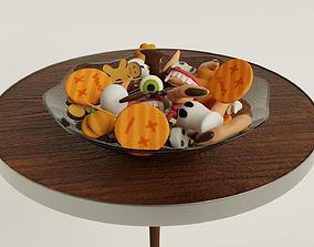 Halloween Candys 3D