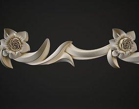 3D Moulding ornament
