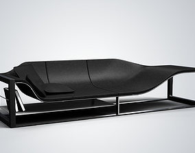 Bucefalo Sofa 3D model